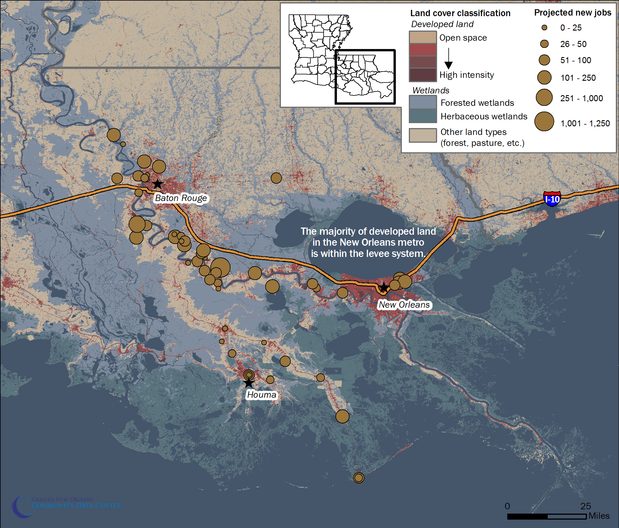 "The Transformative Possibility of the New ""Energy Boom"" in Southeast Louisiana"