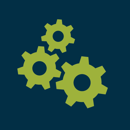 Economy & Workforce Icon