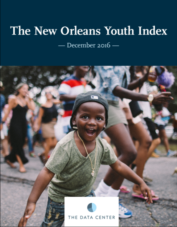 The New Orleans Youth Index 2016